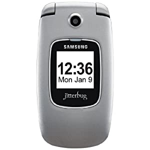 Jitterbug Plus Cell Phone