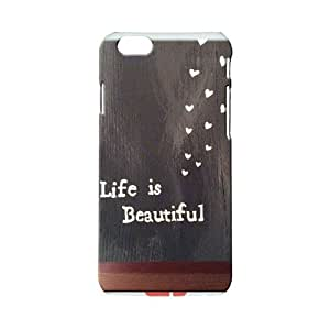 BLUEDIO Designer 3D Printed Back case cover for Apple Iphone 6/ 6s - G5284