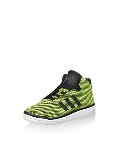 adidas Zapatillas Veritasid Kid Lima / Negro EU 38