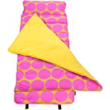 Wildkin Big Dots Hot Pink Nap Mat