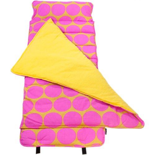 Wildkin Big Dots Hot Pink Nap Mat