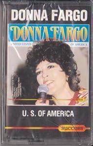 Amazon Com Donna Fargo United States Of America U S Of