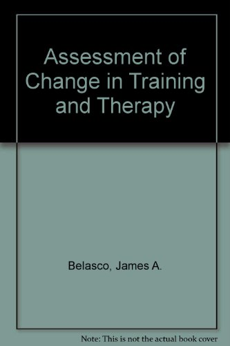 Assessment of Change in Training and Therapy PDF