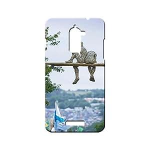 BLUEDIO Designer 3D Printed Back case cover for Coolpad Note 3 Lite - G2554