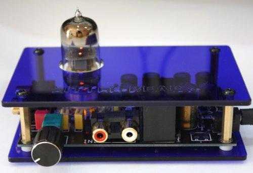 Hifi P6 Tube Valve 6N3 Stereo Buffer Preamp Preamplifier Amplifier