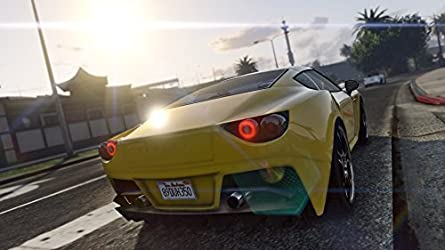 グランド・セフト・オートV 【CEROレーティング「Z」】 (「特典」タイガーシャークマネーカード(「GTAオンライン」マネー$20万)DLCのプロダクトコード 同梱)
