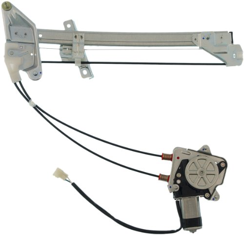 Dorman 741-872 Front Driver Side Power Window Regulator and Motor Assembly for Select ford Lincoln Models