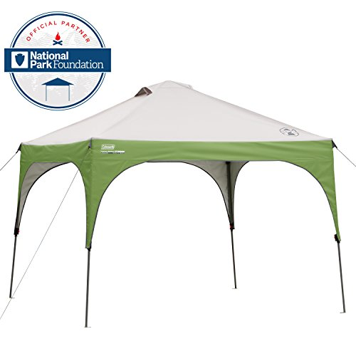 Coleman 10' X 10' Instant Canopy (Coleman Ez Up compare prices)