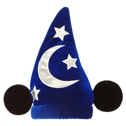 Disney's Child Mickey Mouse Costume Wizard Hat (Child)
