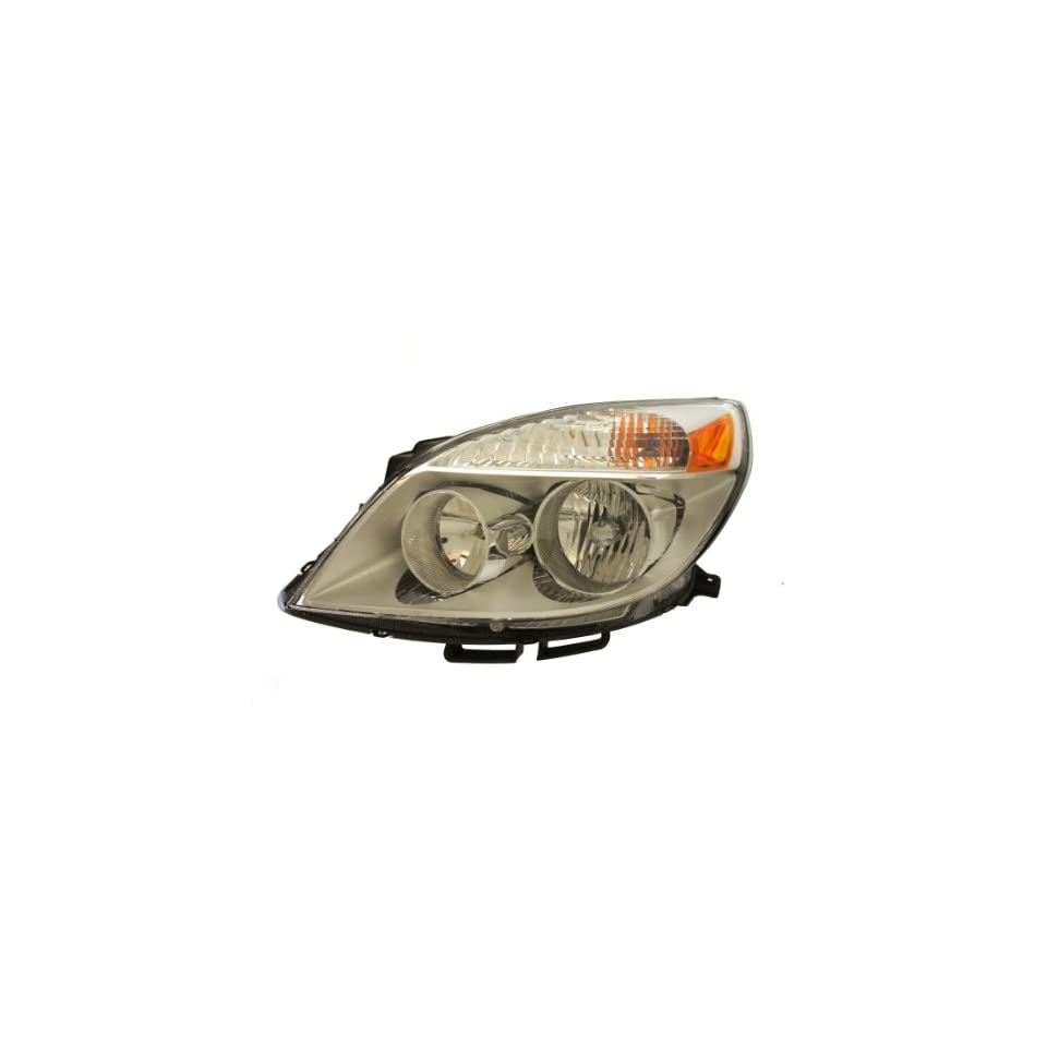 Genuine GM Parts 25854634 Driver Side Headlight Assembly Composite