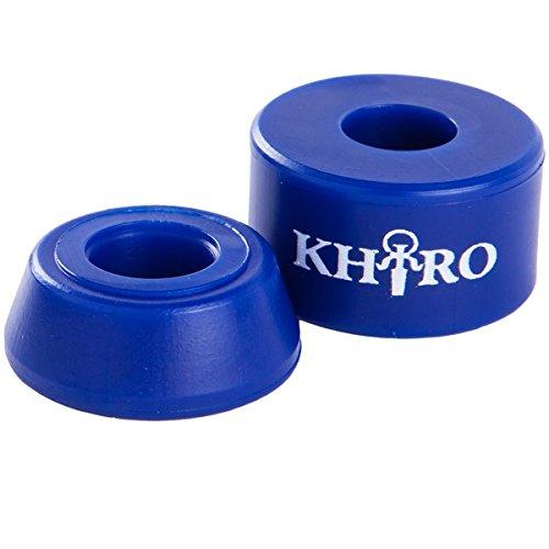 Khiro Barrel Bushings Soft - Blue 85a (Soft Barrel Bushings compare prices)