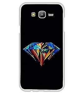 Colourful Diamond 2D Hard Polycarbonate Designer Back Case Cover for Samsung Galaxy E7 (2015) :: Samsung Galaxy E7 Duos :: Samsung Galaxy E7 E7000 E7009 E700F E700F/DS E700H E700H/DD E700H/DS E700M E700M/DS