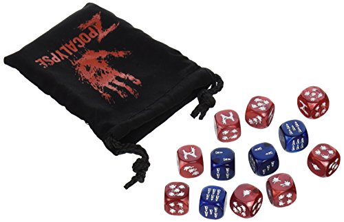 Zpocalypse Dice Set
