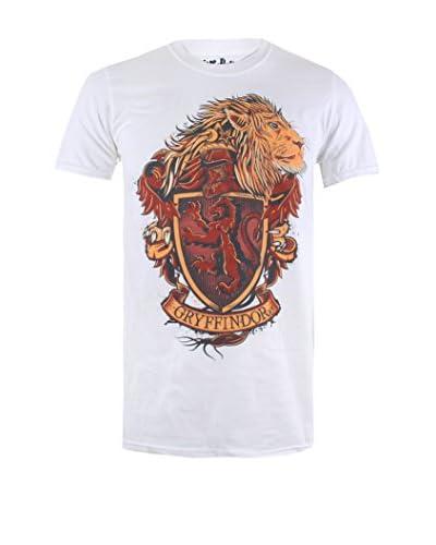 ICONIC COLLECTION - HARRY POTTER Camiseta Manga Corta Gryffindor Badge