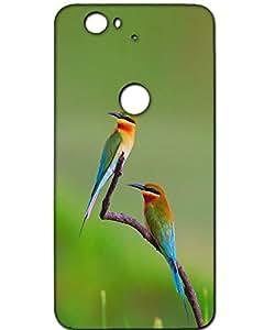 Huawei Nexus 6P Back Cover Designer Hard Case Printed Cover