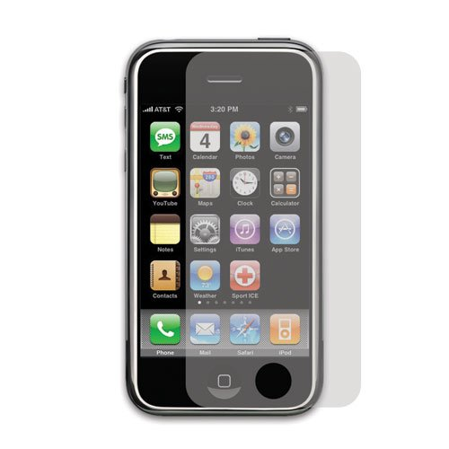 Screen Protector for Apple iPhone 3G Series