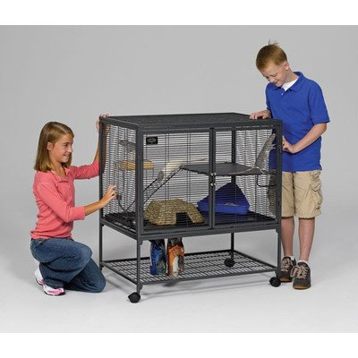Midwest Critter Nation with Stand Single Unit Cage
