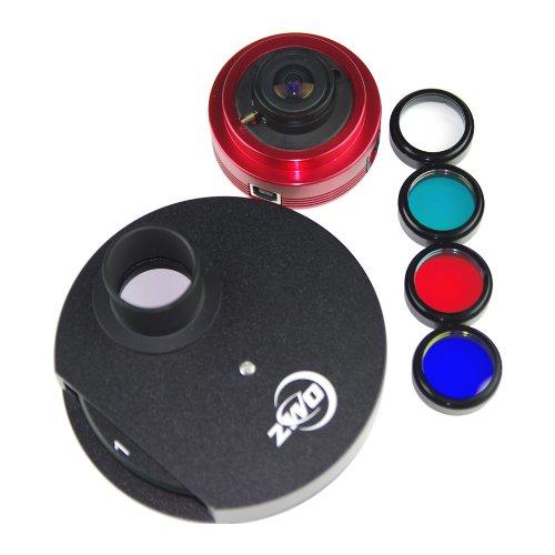 Zwo Asi120Mm Monochrome Astronomy Camera Kit