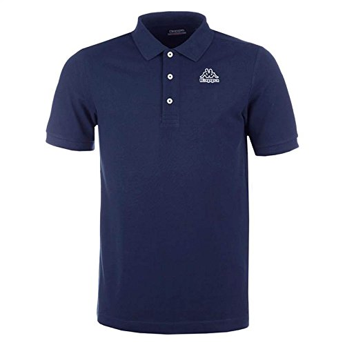 Kappa - Polo da uomo Omni in vari colori Navy blue Medium