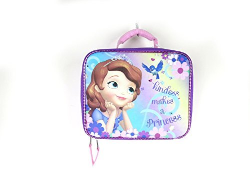 Disney Sofia The First Lunch Kit, Pink - 1