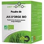 Diet Horizon - Jus d'orge Bio en poudre