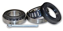 TowZone Bearing Kit for Trailer Hubs (1 3/8-Inch and 1 1/16-Inch Bearings)