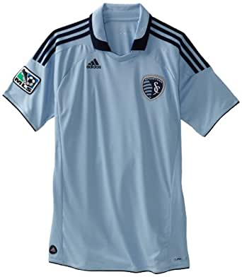 MLS Sporting Kansas City Replica Youth Home Jersey, X-Large