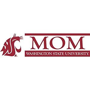 Amazon.com : Washington State Cougars Die Cut Decal Strip