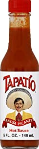 Tapatio Salsa Picante Hot Sauce 5 Ounce by Tapatio