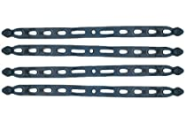 Barwalt 20991 Replacement Straps for Ultralight Knee Pads (KN-1 and KN-3) - Set of 4 Straps
