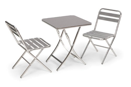 Li-Lo Leisure Café Bistro Set (3 Pieces)