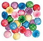 Mini Marbleized Poppers Pack of 12 -...