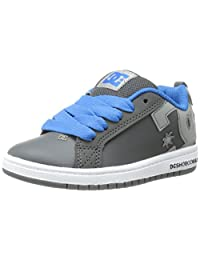 DC Shoes Kid's 4-7 Court Graffik Shoes