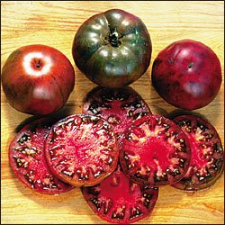 Tomato Cherokee Organic Heirloom Purple 30 Seeds per Packet by Seeds and Things