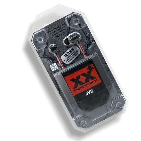 Full Original Jvc Ha-Fx1X Stereo Headphones Xx Xtreme Xplosives For Ipod Iphone Ipad