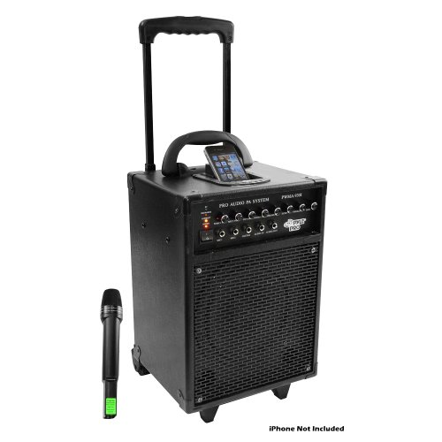 Pyle-Pro PWMA930I 600 Watt VHF Wireless Portable