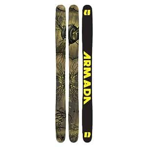 Armada Women's VJJ Skis (2012)(Yellow/Multi, 165)