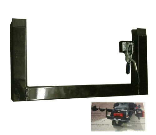 Ice Fishing Auger Carrier Holder