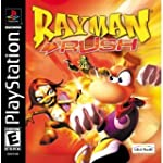 Rayman: Rush [E] Sony Playstation 1 P...
