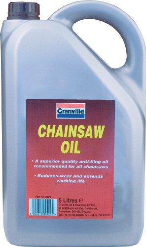 Granville 0429 5L Chainsaw Oil