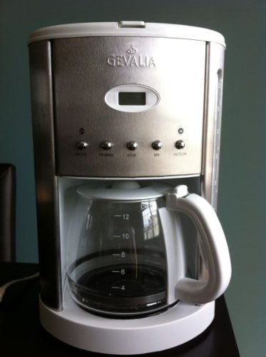 Gevalia Coffee Maker Offers : gevalia free coffee maker: Gevalia CM500 Coffee and Espresso Buy Gevalia CM500 Coffee and ...