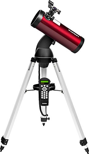 Orion 10068 Starseeker Iii 114Mm Goto Reflector Telescope (Metallic Burgundy)