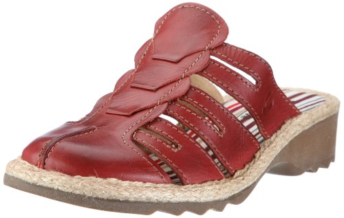 Camel Active Women's Bebe Red Slides Sandal 761.12.01 6 UK, 39 EU, 8.5 US