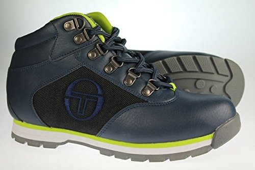Sergio Tacchini Men Flex Blue Boots (Sergio Tacchini Shoes compare prices)