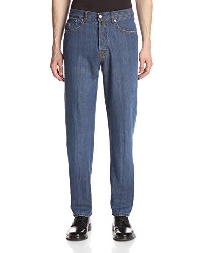 Luigi Borrelli Men's Slim Fit Jeans
