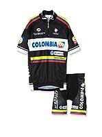 MOA Conjunto Deportivo Colombia (Negro / Multicolor)