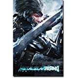 (22x34) Metal Gear Rising - Blade Video Game Poster