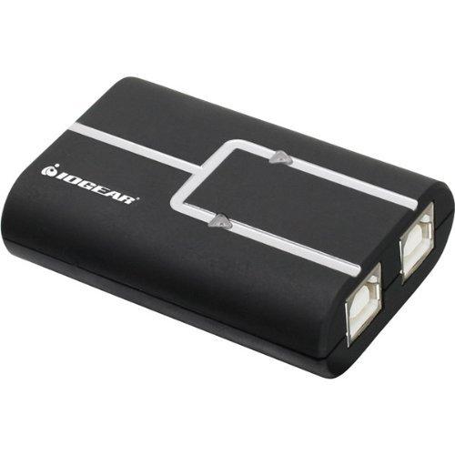 Iogear 2 Port USB 2.0 Printer Auto Sharing Switch