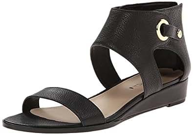 Amazon.com: Via Spiga Women's Vadina Wedge Sandal: Shoes