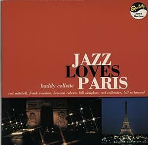 Jazz Loves Paris
